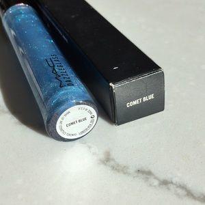 47af82feaea42a MAC Cosmetics Makeup - MAC  LIMITED EDITION  RARE COMET BLUE DAZZLEGLASS